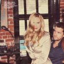 Joshua Jackson and Anna Torv in Entertainment Weekly Magazine,Sept 18th, 2009
