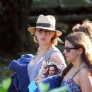Scarlett Johansson - on vacation in Jamaica 12/15/10
