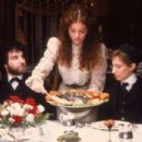 Mandy Patinkin, Amy Irving and Barbra Streisand in Yentl (1983)
