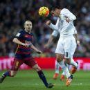Real Madrid C.F. v. FC Barcelona El Clasico November 21, 2015 Estadio Santiago Bernabeu - 454 x 332
