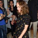 Natalie Portman at Tetou restaurant in Cannes - 454 x 851