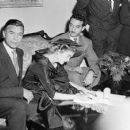 Porfirio Rubirosa and Barbara Hutton