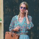 Nicky Hilton in Mini Dress – Out in the East Village - 454 x 681