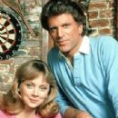 Shelley Long and Ted Danson