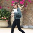 Dakota Johnson – Visit a pharmacy in Malibu