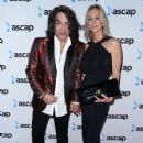 Paul Stanley and Erin Sutton attend the 35th Annual ASCAP Pop Music Awards at The Beverly Hilton Hotel on April 23, 2018 in Beverly Hills, California - 426 x 600