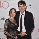 Celina Sinden and Rossif Sutherland