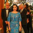 Dita Von Teese – Lights of gaming gala in Monaco