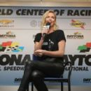 Charlize Theron – NASCAR Cup Series 60th Annual Daytona 500 in Florida - 454 x 297