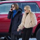 Dakota Johnson out in Aspen (December 31, 2015)