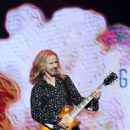 Tommy Shaw of Styx performs during a two-act concert at The Pearl concert theater at Palms Casino Resort on January 20, 2019 in Las Vegas, Nevada