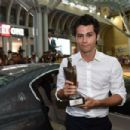 Dylan O Brien attends the Giffoni Film Festival on July 21, 2014 in Giffoni Valle Piana, Italy