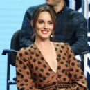 Leighton Meester – 'Single Parents' Panel at 2018 TCA Summer Press Tour in Los Angeles - 454 x 330