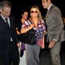 Jessica Simpson - Her Hotel In New York City 4/19/10