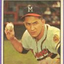 Johnny Logan 1961 Topps Card - 288 x 400