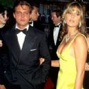 Daisy Fuentes and Luis Miguel
