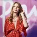 "Millie Mackintosh – Presentation of Anitta's New Album ""Kisses"" in Madrid - 454 x 310"