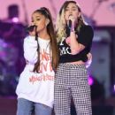 Ariana Grande – Performs on One Love Manchester Benefit Concert in Manchester - 454 x 680