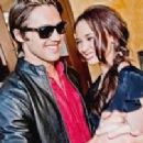 Steven McQueen and Malese Jow