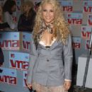 Shakira At The MTV Video Music Awards 2002