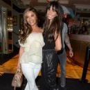 Chelsee Healey and Jennifer Metcalfe – Night out at The Ivy in Manchester - 454 x 636