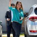 Alicia Machado Campaigns For Hillary Clinton - 399 x 600