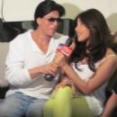 Shahrukh  Khan and Priyanka Chopra Promoting 'Don 2' 2011