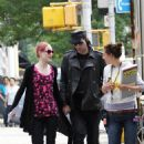Evan Rachel Wood - On The Set Of The HBO Mini Series 'Mildred Pierce', New York City, 28 May 2010