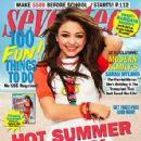 Sarah Hyland: June 2012 issue of Seventeen magazine