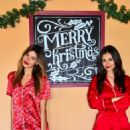 Victoria Justice and Madison Reed – Christmas 2018 – Social Media Pics - 454 x 560