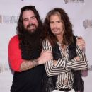 Steven Tyler attends the 49th Annual Nashville Film Festival - 'Steven Tyler: Out On A Limb' World Premiere on May 10, 2018 in Nashville, Tennessee - 454 x 551