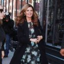 Maria Shriver at AOL Build Series in New York
