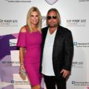 Rain Hannah and Vince Neil attend Keep Memory Alive's 21st Annual 'Power Of Love Gala'  on April 27, 2017 in Las Vegas, Nevada - 407 x 600