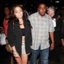 Christina Evangeline and Kenan Thompson - 396 x 594