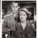 Franchot Tone and Bette Davis