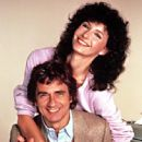 Dudley Moore and Mary Steenburgen