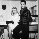 Elvis Presley and Hannerl Melcher - 308 x 437