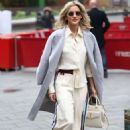 Ashley Roberts – Out and about in London