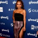 Janet Mock – 2018 GLAAD Media Awards in New York - 454 x 681