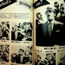 Gregory Peck - Filmland Magazine Pictorial [United States] (June 1957)