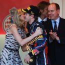 Sebastian Vettel and Hanna Prater - 454 x 364