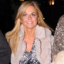 Geri Halliwell - At Mahiki Nightclub in London - 28.01.2011