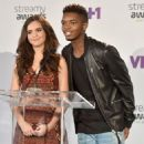 Bailee Madison and Kingsley - 2015 Streamy Awards