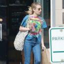 Emma Roberts – Out in Los Feliz
