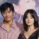 Song Kyo and Lee Byung hun