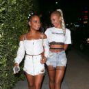 Christina Milian night out in West Hollywood