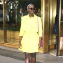 Lupita Nyong'o – Out in New York City - 454 x 650