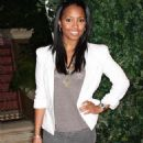 Keshia Pulliam - QVC Red Carpet Style Event At The Four Seasons Hotel On March 5, 2010 In Beverly Hills, California - 454 x 874