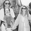 Alex Van Halen and Kelly Van Halen - 408 x 387