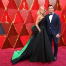 Kelly Ripa – 2018 Academy Awards in Los Angeles - 454 x 323